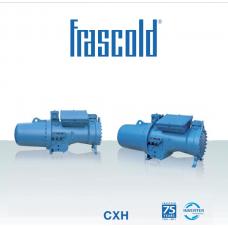 CXH-Semi-Hermetic compact screw compressors