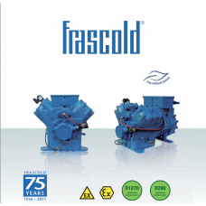 Semi-Hermetic Compressors for Hydrocarbons